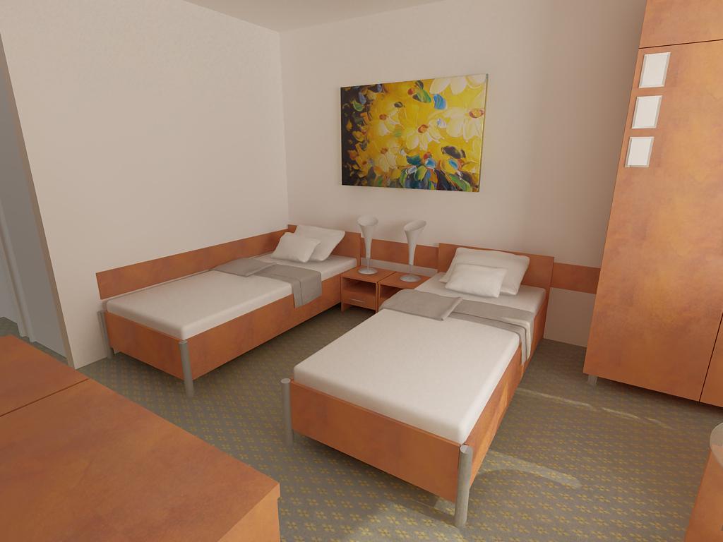 Design hotel flormang alexdeca amenajari interioare for Ruxxa design hotel 3