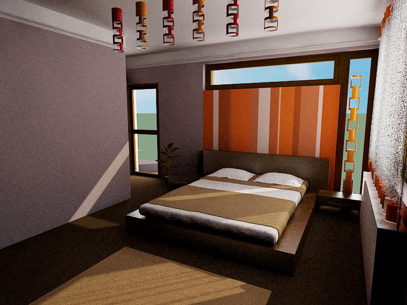 design dormitor 2