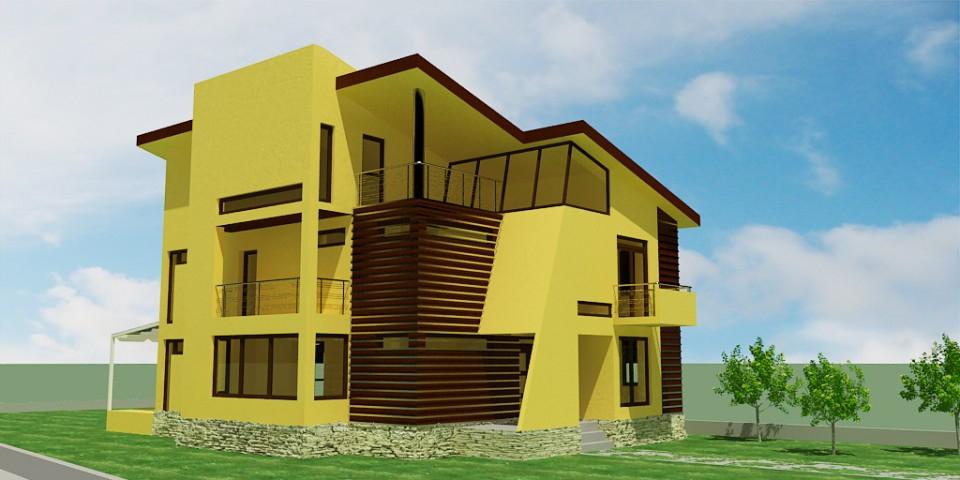 design fatada 12