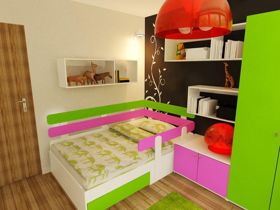 dormitor copii 2