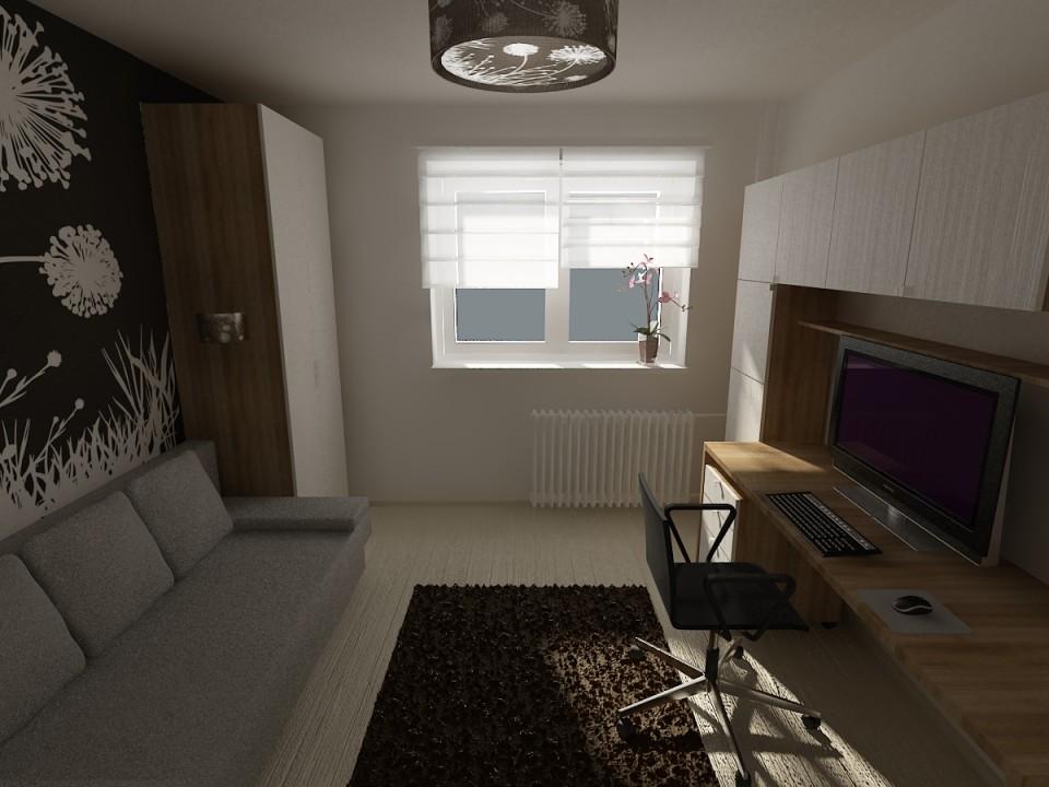 dormitor cu canapea 3