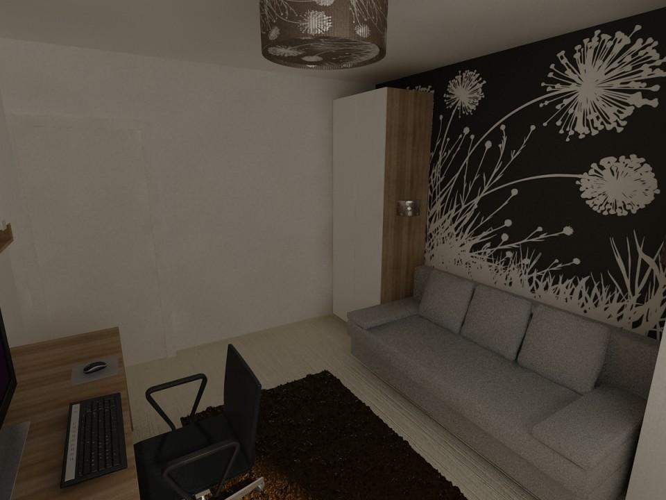 dormitor cu canapea 5