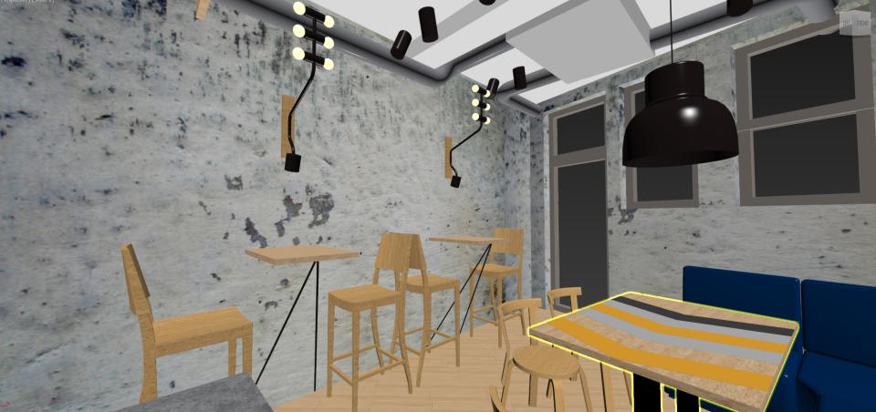 Design Bar Stockholm Centru vechi Craiova