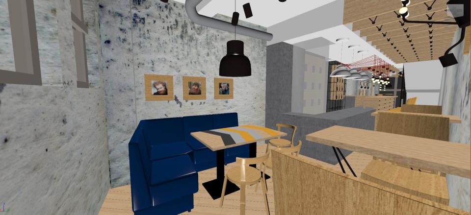 Design Bar Stockholm Cenrtu Vechi Craiova