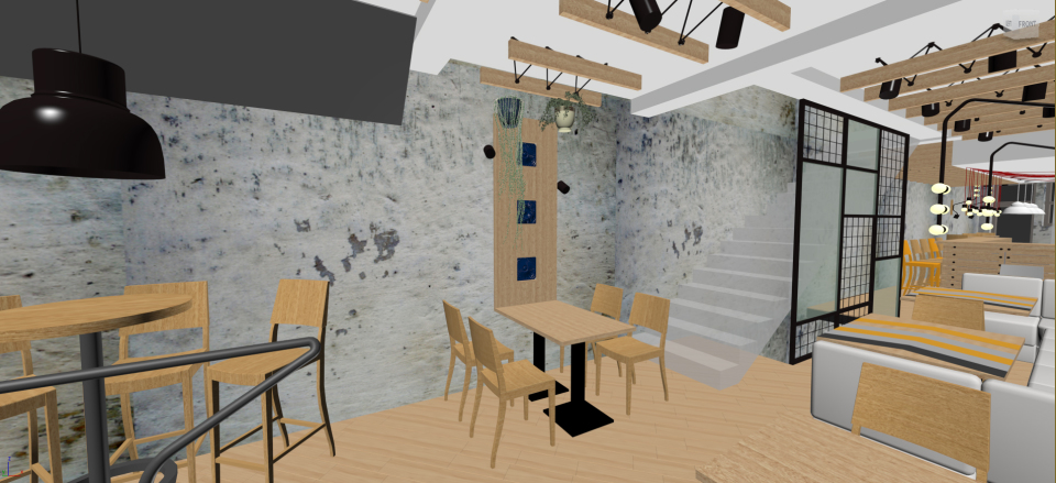 Design Bar Stockholm masa