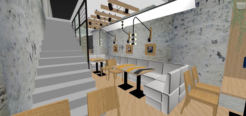 Design Bar Stockholm canapele