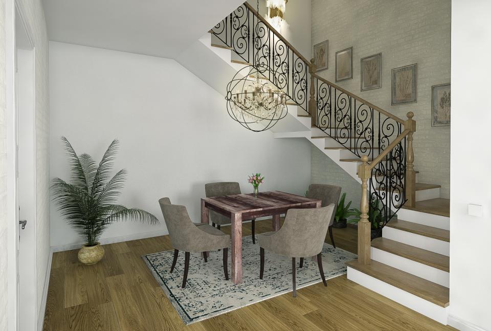 Design Interior Casa Corabia S1