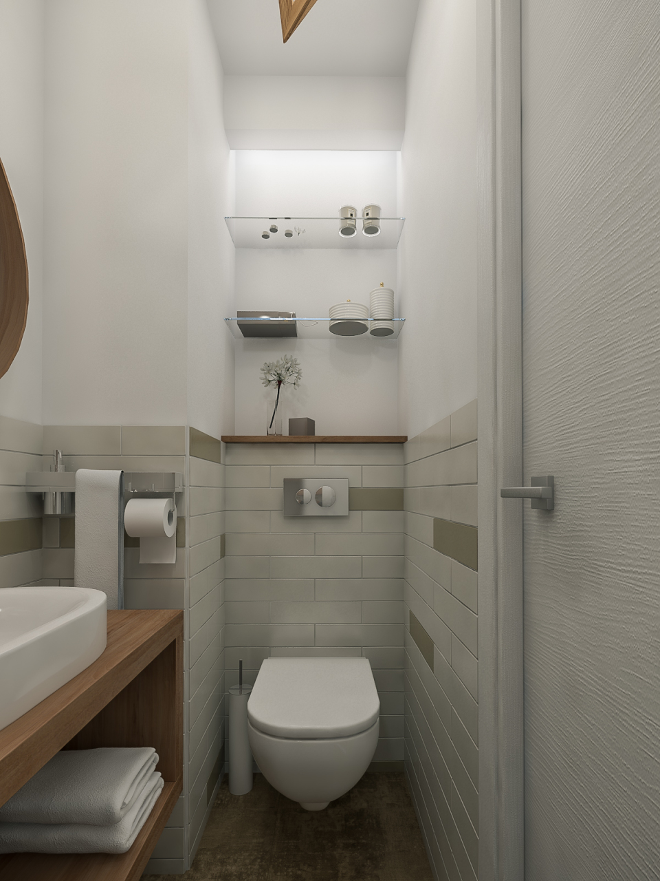 Desin Interior Craiova Baie mica Apartament